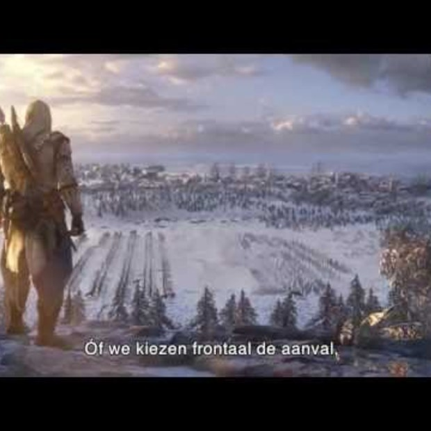 Assassin's Creed 3 announcement trailer