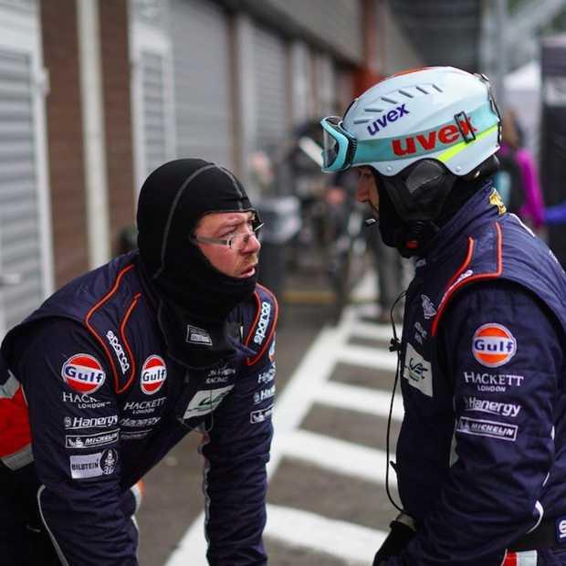 Achter de schermen bij Aston Martin Racing