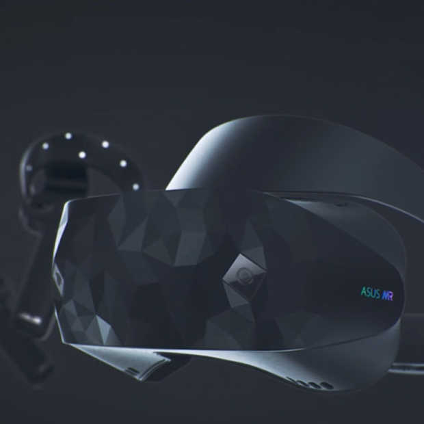 IFA: ASUS brengt een Windows Mixed Reality Headset uit
