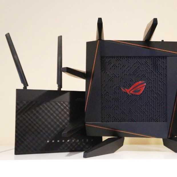 Goedkoop Mesh netwerk mogelijk met software-update Asus-routers