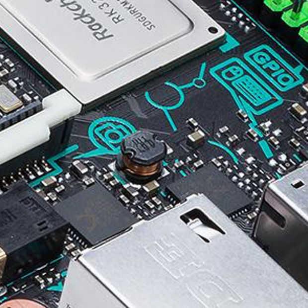 ASUS Tinker Board: minicomputer met 4K-mogelijkheden