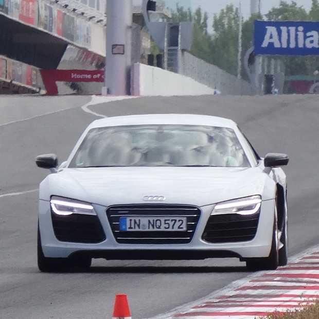 Audi Driving Experience: 7 levels van emotie