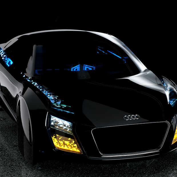 Audi showt elektronica van de toekomst op de CES