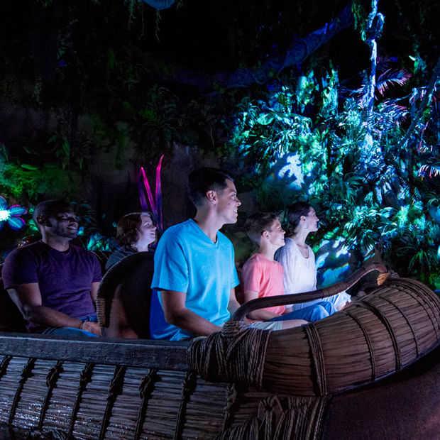 Het Avatar themapark in Disney is open en ziet er extreem gaaf uit