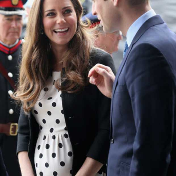 Baby van William en Catherine heeft al een eigen pagina op Wikipedia