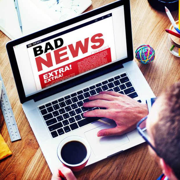 Een dag lang alleen goed nieuws publiceren