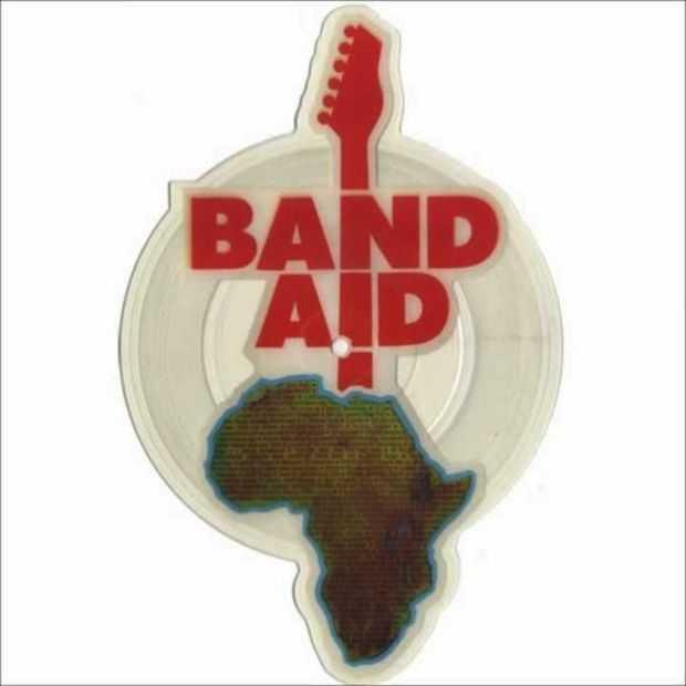 Band Aid 30 voor Ebola