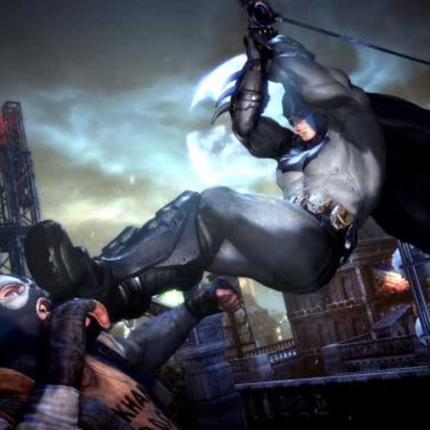 Batman: Arkham City [preview]