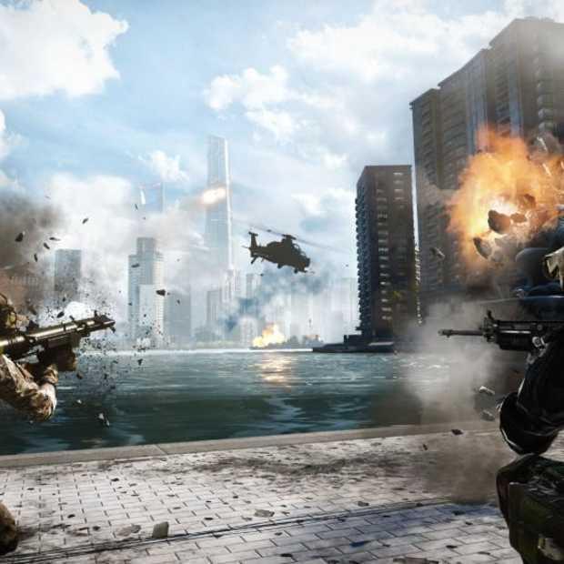 Battlefield 4 is slechts een blauwdruk
