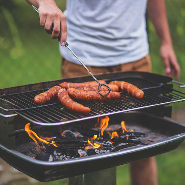 Yes het is weer tijd om te barbecuen!