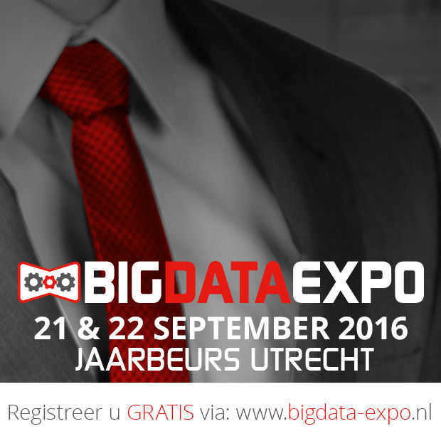 ​Ontwikkel uw big data strategie tijdens Big Data Expo