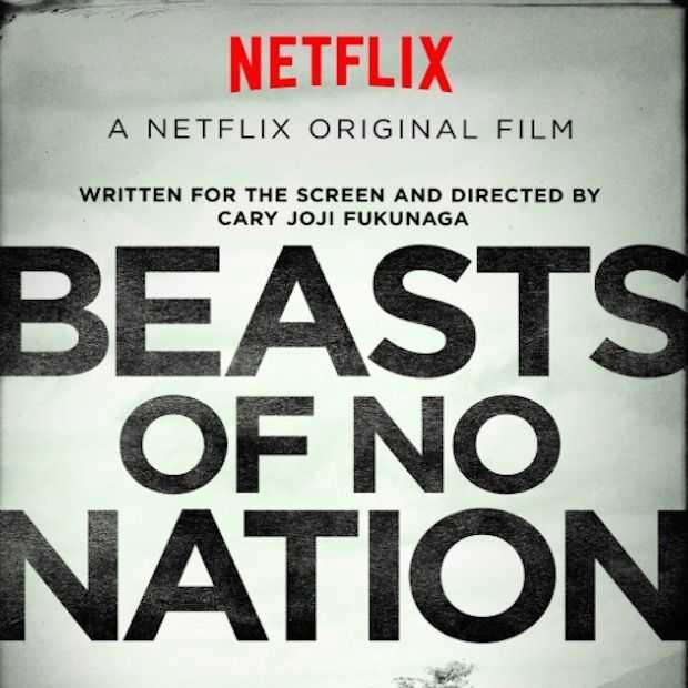 Netflix presenteert eerste film 'Beasts of no Nation'