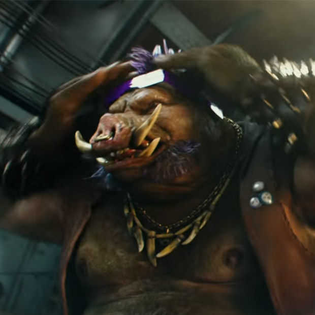 Eerste trailer Ninja Turtles: Out of the Shadows