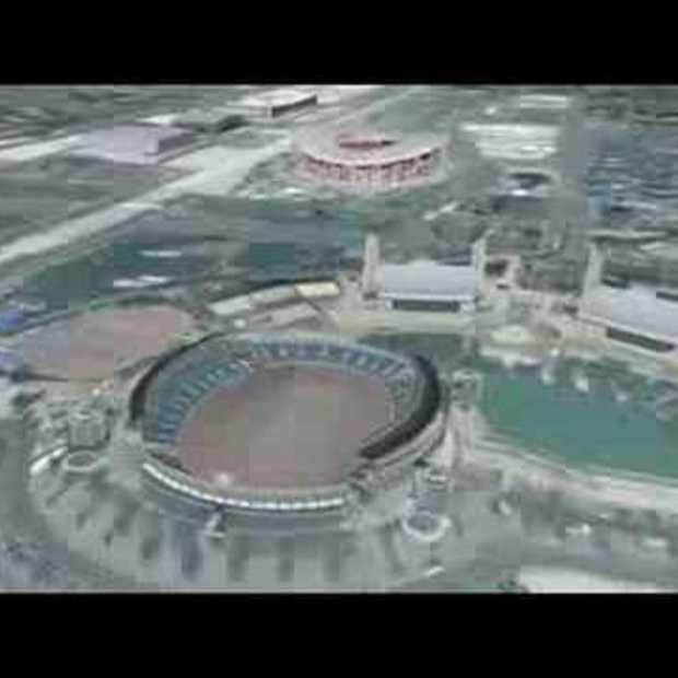 Beijing 2008 in Google Earth