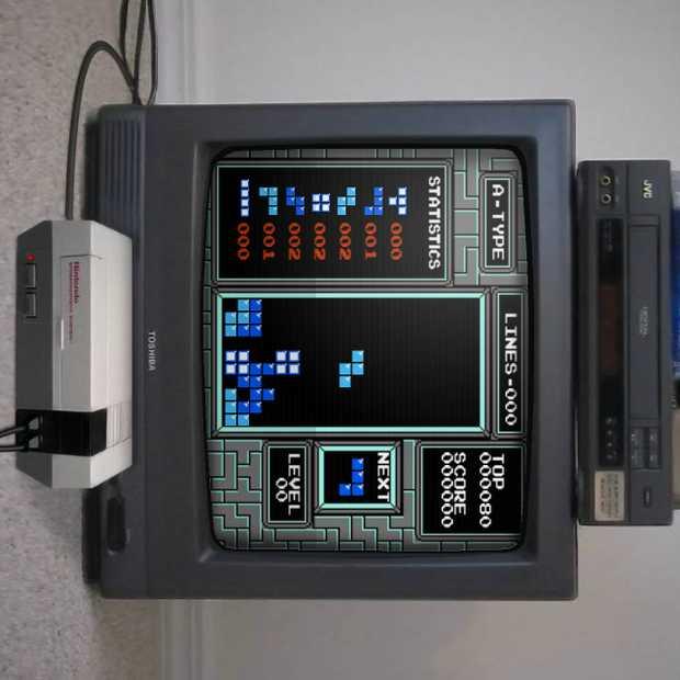 Being the L Block: speel Tetris vanuit een ander perspectief
