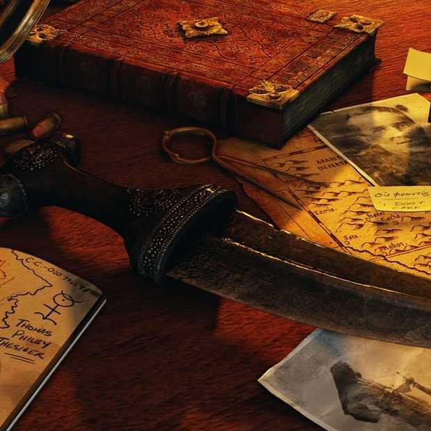 Bewegende Ingame Beelden Uncharted 3
