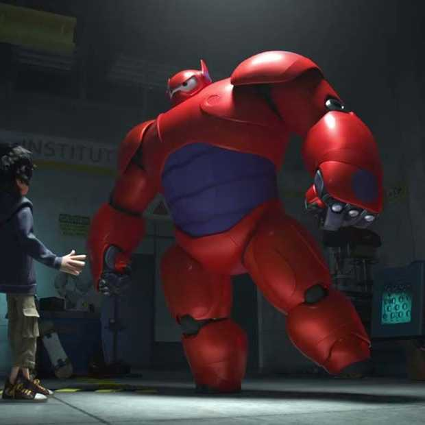 Big Hero 6 - Marvel's eerste geanimeerde film sinds overname door Disney