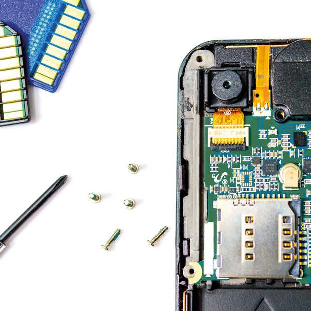 Goed nieuws voor Android smartphones met een gebroken scherm!