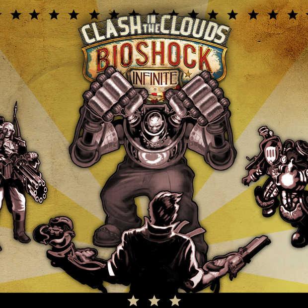 Bioshock Infinite: Clash in the Clouds: een misschien iets te pittig voorafje