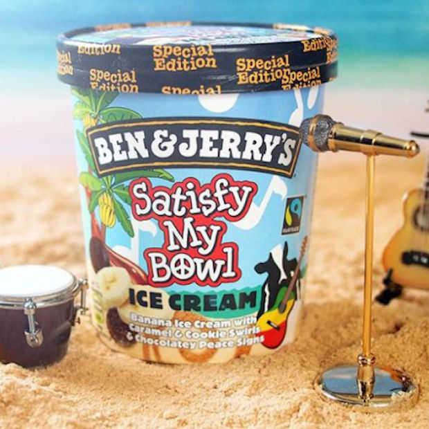 Ben & Jerry's nieuwste smaak geïnspireerd op Bob Marley