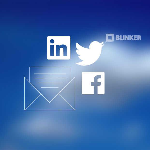 E-mail marketing versterkt social media, en andersom