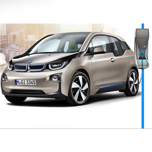 Je elektrische auto opladen aan een lantaarnpaal de toekomst?