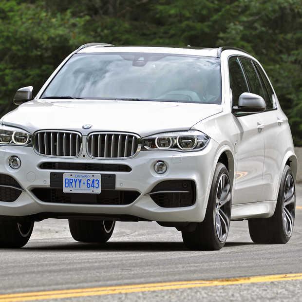 BMW komt met nieuwe X5 M50d