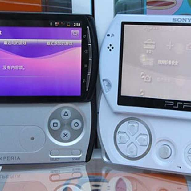 Boem: de Playstation Phone in vol ornaat