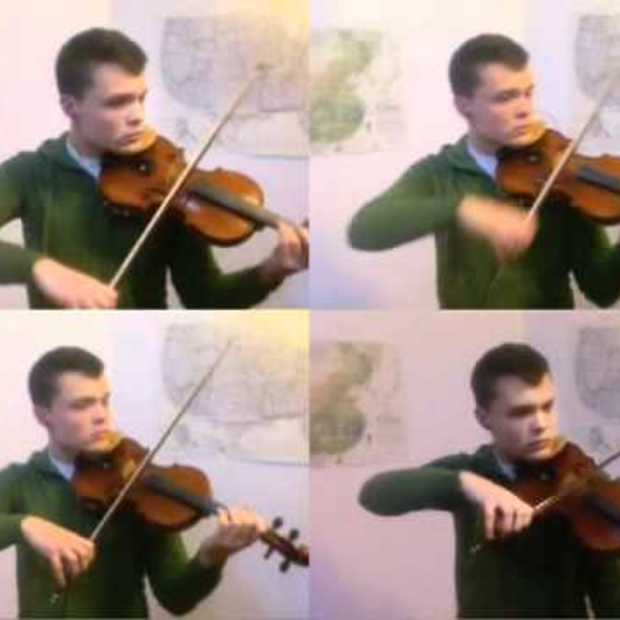 Weekend viral : Bohemian Rhapsody, for Four Violins