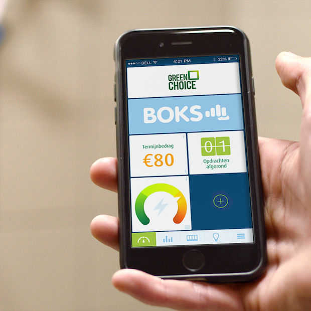 BOKS geeft je inzicht om energie te besparen via slimme meter