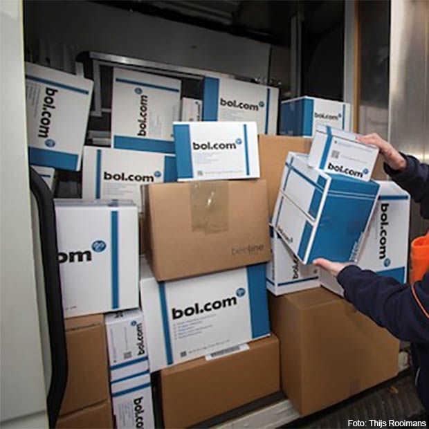 Bol.com gaat nu ook de hele logistiek voor partners regelen