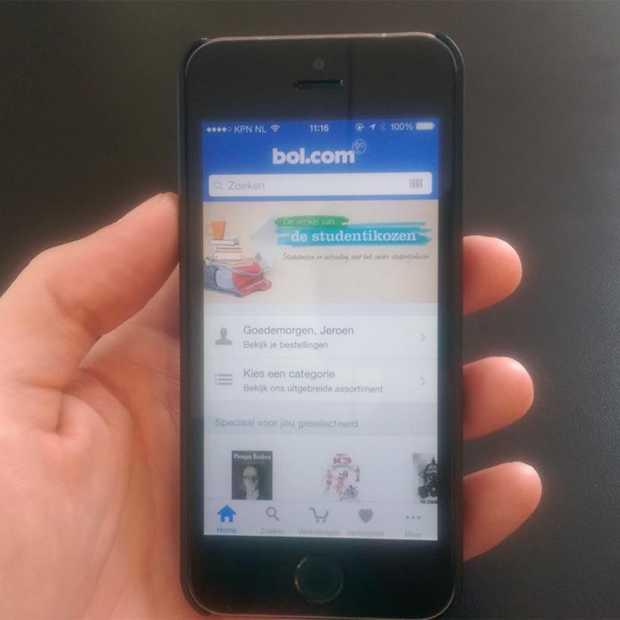 Bol.com lanceert eigen winkelapp voor iOS