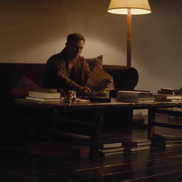 Teaser trailer van de nieuwe James Bond - SPECTRE