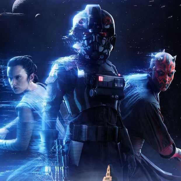 Star Wars Battlefront II aangekondigd