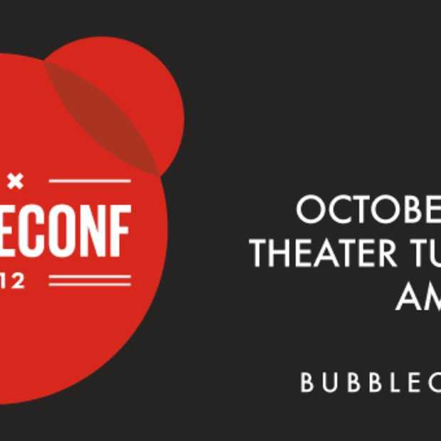 BubbleConf, een ongewone conferentie met een doe- het-zelf aanpak