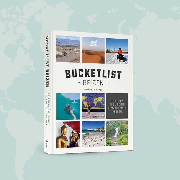Bucketlist Reizen: 25 reizen die je ooit gemaakt moet hebben