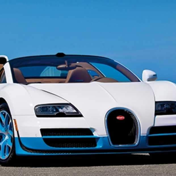 Bugatti onthult 'special edition' van de Veyron 16.4 Grand Sport Vitesse