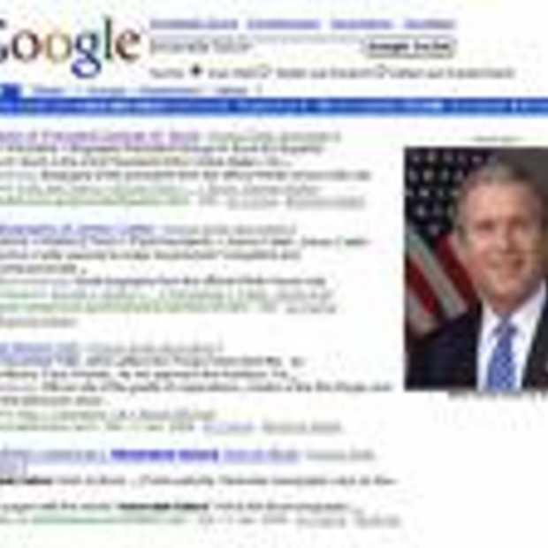 Bush geen mislukking meer?