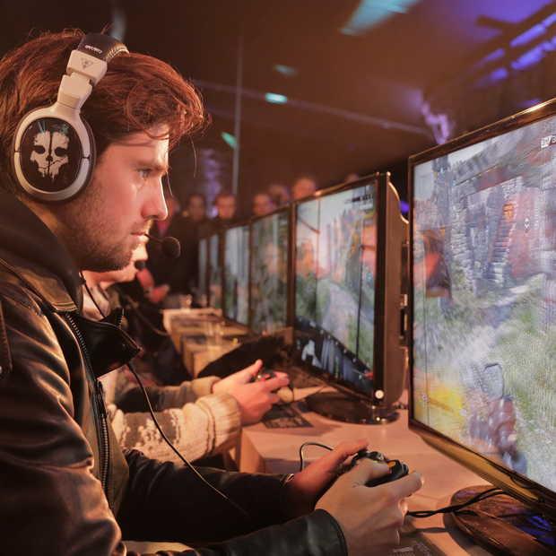 Call of Duty: Ghosts in Benelux spectaculair gelanceerd