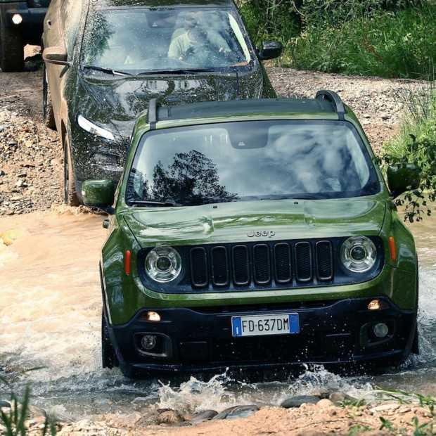 75 jaar Jeep, 75 jaar vrijheid, authenticiteit, avontuur en passie