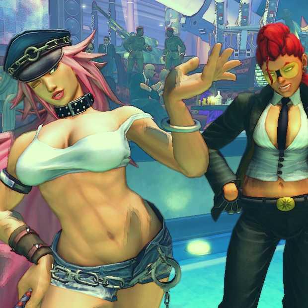 Capcom kan het niet laten: Ultra Street Fighter IV