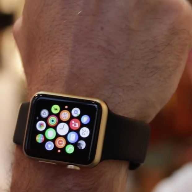 Geen geld voor de Apple Watch edition?