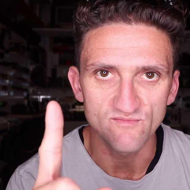 Casey Neistat wil pact sluiten met mede-YouTubers