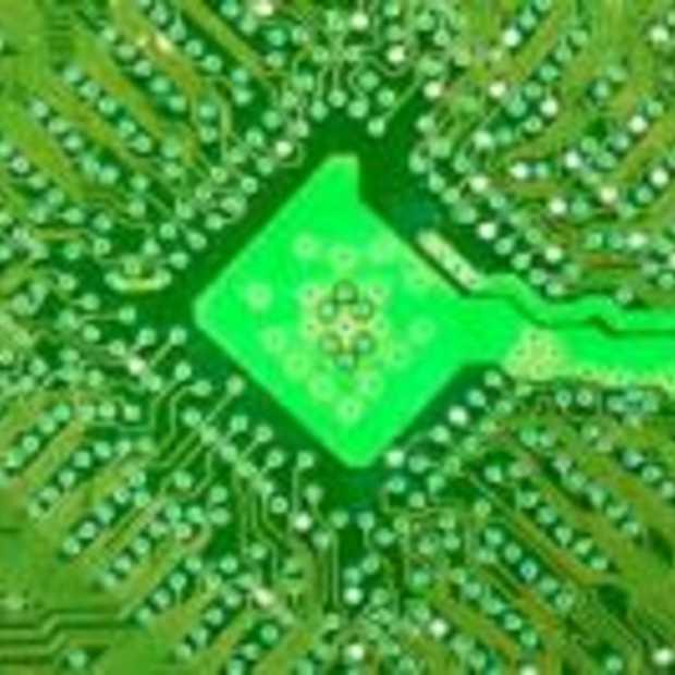 CeBIT kleurt groen in 2008