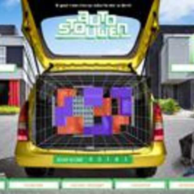 Centraal Beheer Achmea lanceert AutoStouwen game