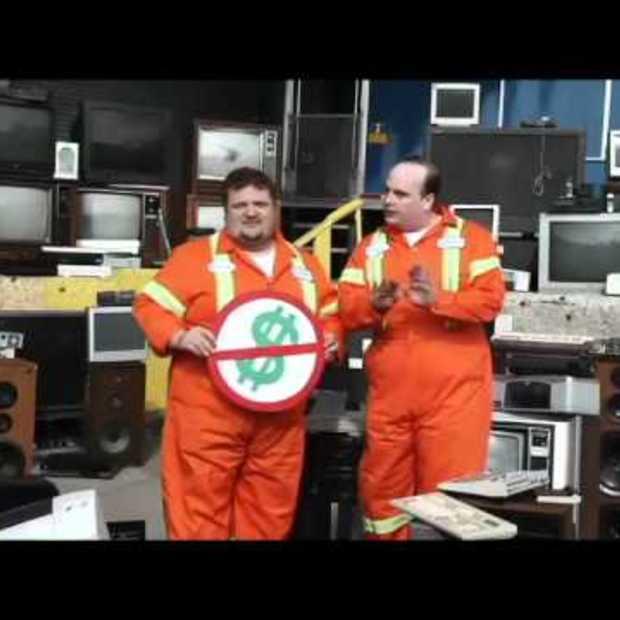 City of Toronto E Waste - Chuck & Vince