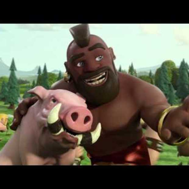 Going viral: Clash of Clans introduceert: Clan Wars!