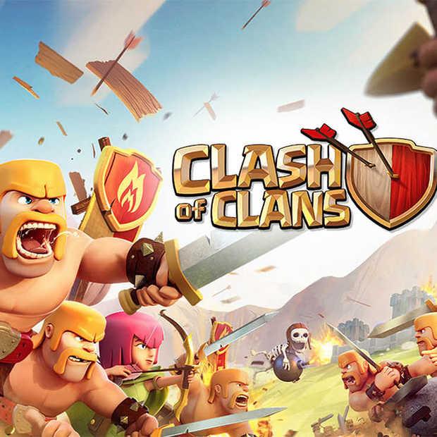 Clash of Clans verdient nog altijd 1,5 miljoen dollar per dag