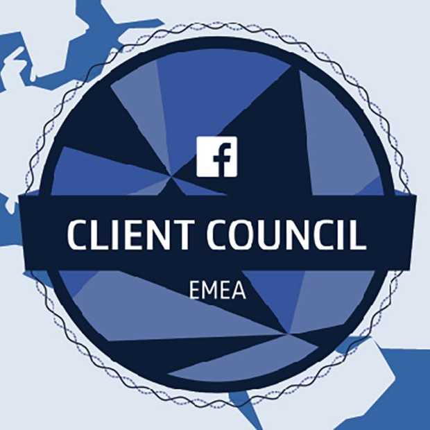 EMEA Client Council van Facebook