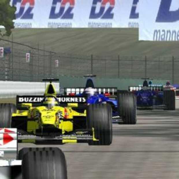Codemasters heeft officiële Formule 1 licentie binnen